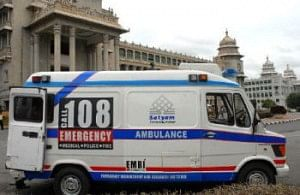 EMRI - Ambulance on call service