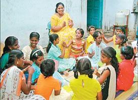 School Teacher starting an Orphanage