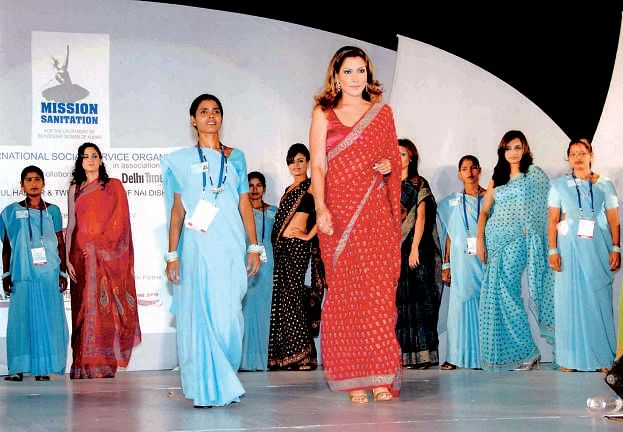 Manual Scavengers in Alwar to Fashion Designers in New York