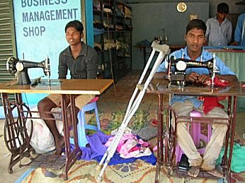 Disabled Tailors