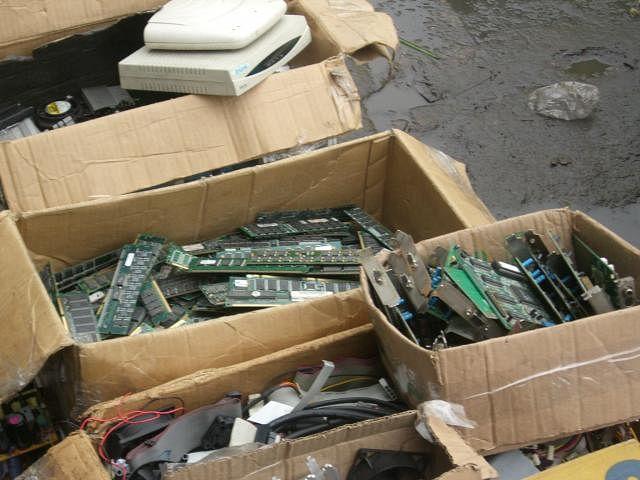Future Thinking: E-Waste Management