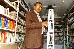 Granthayan – Mobile Book Stores for Rural India
