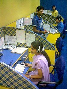 BPOs Reach Rural India