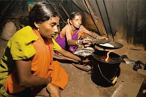 Cooking stove that saves lives