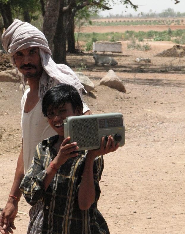 Radio Bundelkhand – Giving Voice to the Voiceless