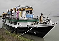 The Akha Boat