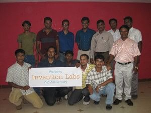 Invention Labs Team