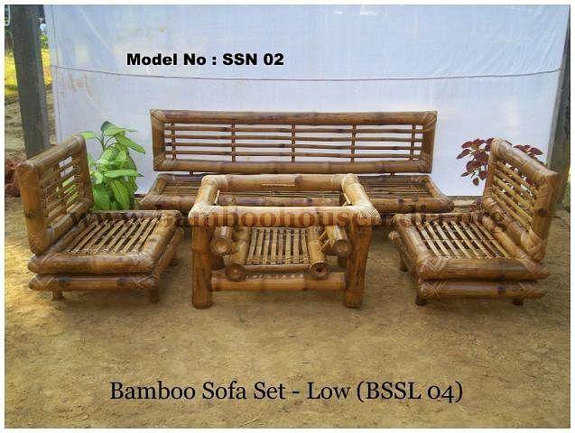 free bamboo furniture plans