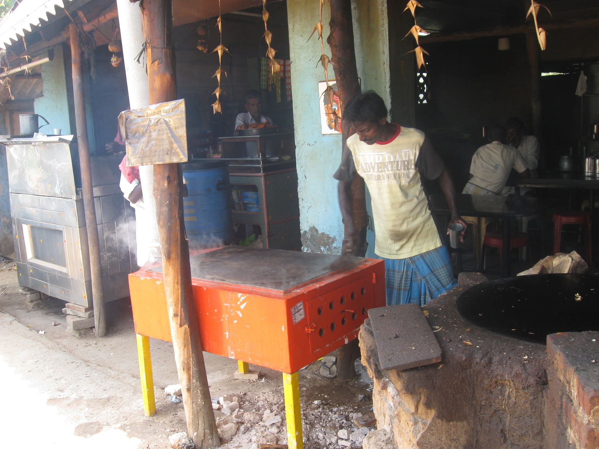 Innovation: Biomass Cooking Stoves