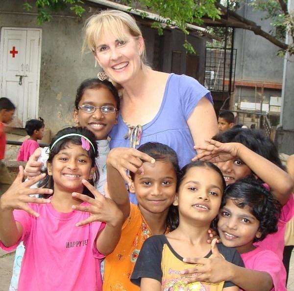 Maya, Aarti, Priti, Mamta, Laxmi and Mary D.