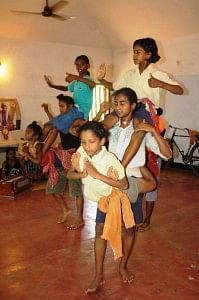 Dancers of Raghurajpur