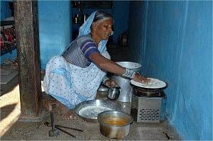 Cooking on Oorja