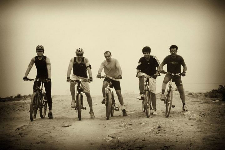 Delhi Cyclists: Conquering the Road Ahead – Pedal by Pedal