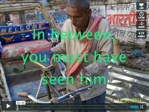 Rickshaw Puller_invisible part of the city