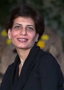 Nutritionist Ishi Khosla is the founder and director of Whole Foods.