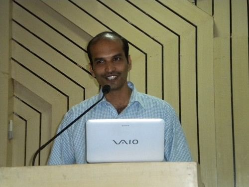 Mr. D. Dhanuraj, Chairman, CPPR
