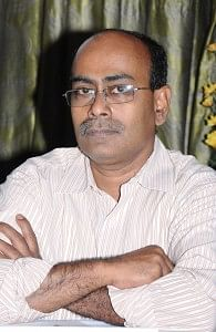 Kannan Lakshminarayan. inventor of the carding machine