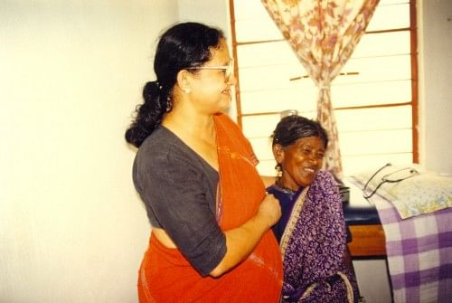 In 1986, Dr Rani Bang set up the Society for Education, Acton and Research in Community Health, along with her doctor husband Abhay, and through it pioneered new models in Indian healthcare. (Credit: WFS)