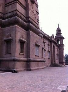 A Sri Lankan Buddhist Temple at Sarnath