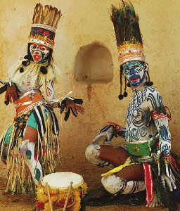 The Sahariya Tribe (also known as the residents of the forest) is the only primitive tribal community of Rajasthan.