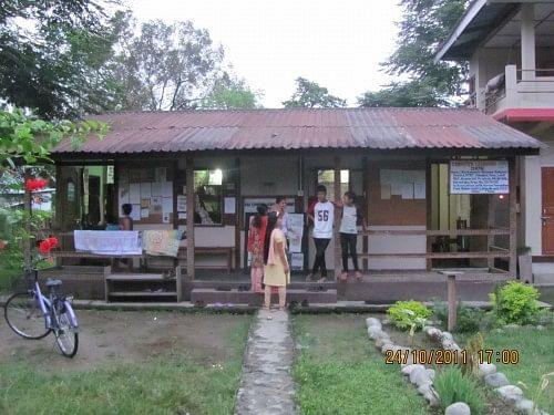 Bamboosa Library, Tezu
