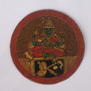 Original Ganjifa Miniature