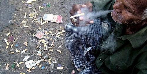 Shankarpura boasts of being a non-smoking haven.