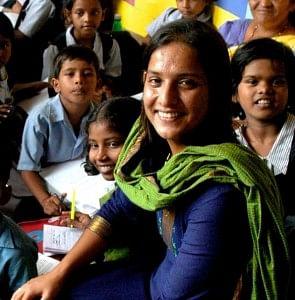 Nikita Ketkar of Masoom - Improving quality of education for lesser privileged students of night schools