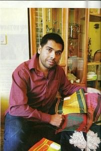 Vivek Garg: ex-Army officer and Founder of BAPAR