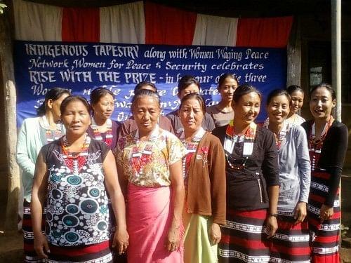 BAPAR's women entrepreneurs in Nagaland's remote village celebrated women laureates winning the Nobel Prize