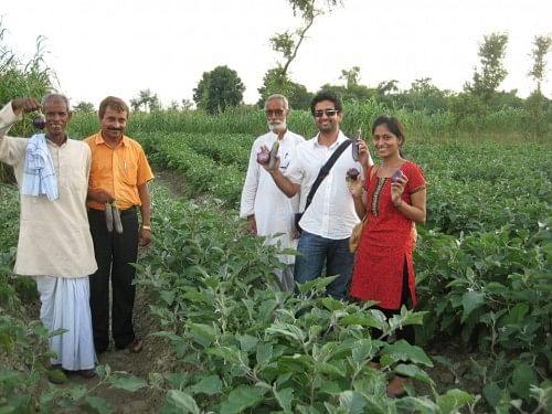 Jagriti Agrotech team