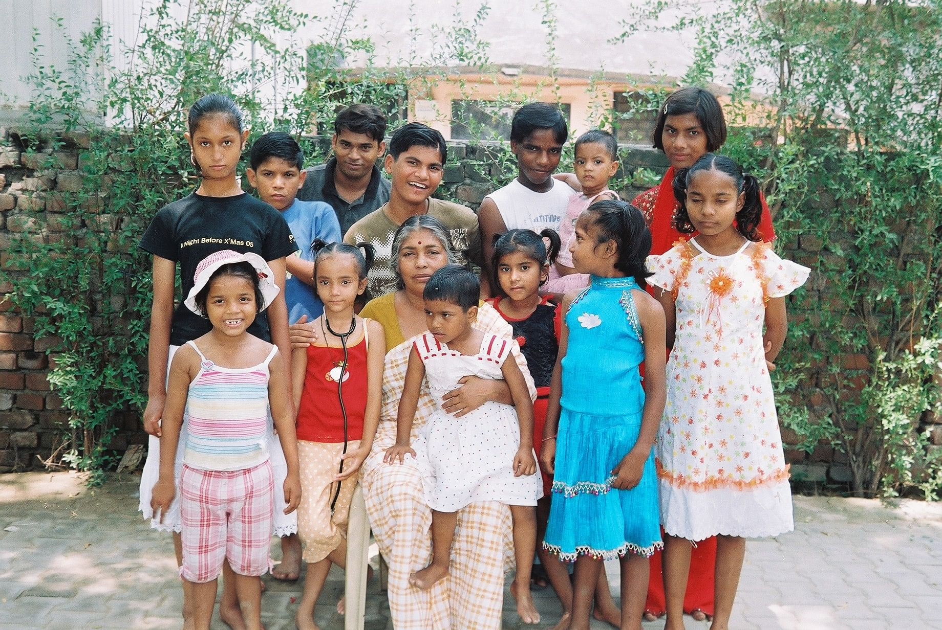 Saikripa: Extending Your Heart and Family To Take In The Homeless