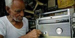 Radio has a broad reach in rural South Asia