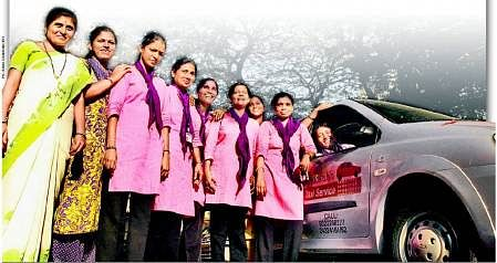 Priyadarshini Taxi Service: An all-women fleet of cabbies on Mumbai's roads