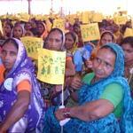 Tribal women in West Bengal