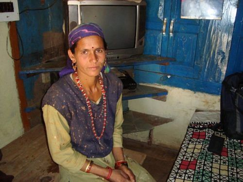 Patma Devi Rana is a successful dairy farmer from Bajlari village in Uttarkashi district of the hill state of Uttarakhand.
