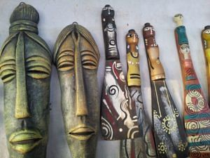 Santhal craft from North 24 Parganas, Bengal