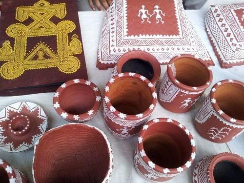 Shimoga's Chittara art - Karnataka