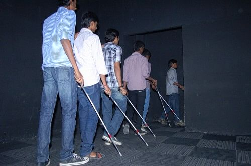Dialogue in the Dark: 'See' The World Of The Visually Impaired