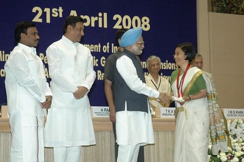 Prime minister's award for Jyotsna Sitling