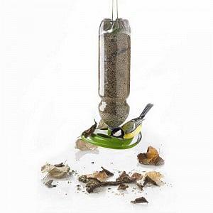 The innovative bird feeder design