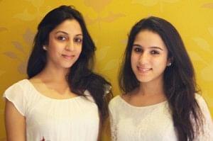 Radhika and Madhvi Khaitan - Founders of WorkshopQ