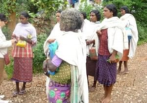 AT travels to remote areas and interacts with the communities