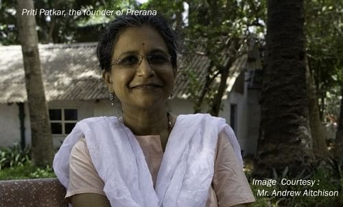 Priti Patkar, Founder of Prerana