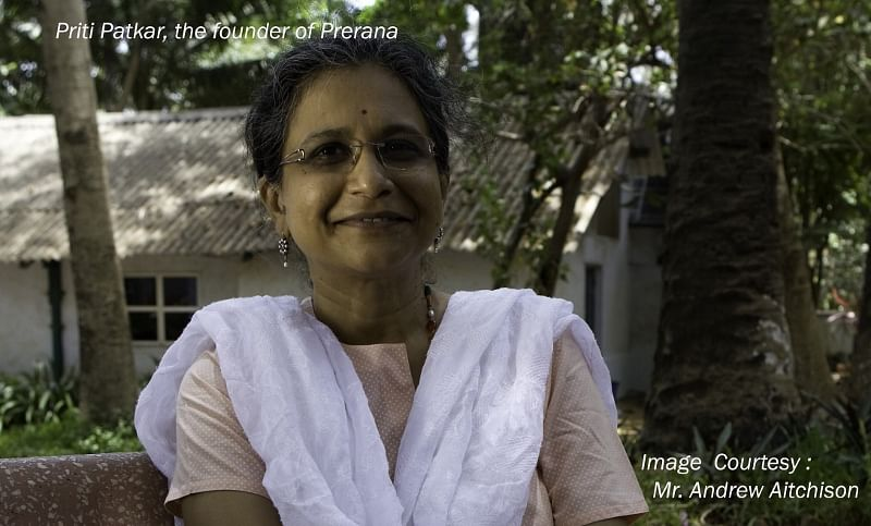 Priti Patkar, Founder of Prerana
