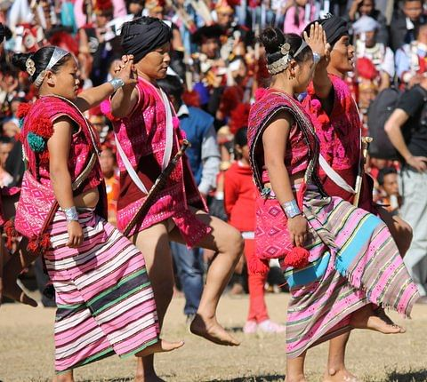 Dance forms an integral part of the festival