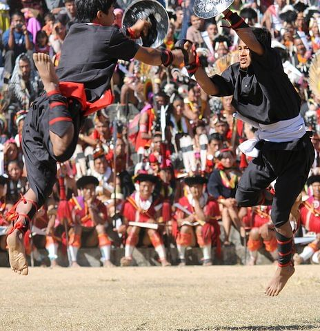 There are many forms of performing and martial arts that are unique to the region