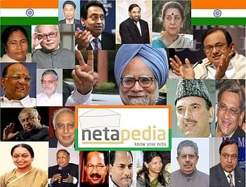 Netapedia is effective and different from mainstream media because there is no focus on the dirt to provide the audience with 'masala' and no focus on the good side as a result of corruption.