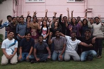 The successful RHoK event at Bangalore - Six projects, two winning hacks, and lots of amazing energy.