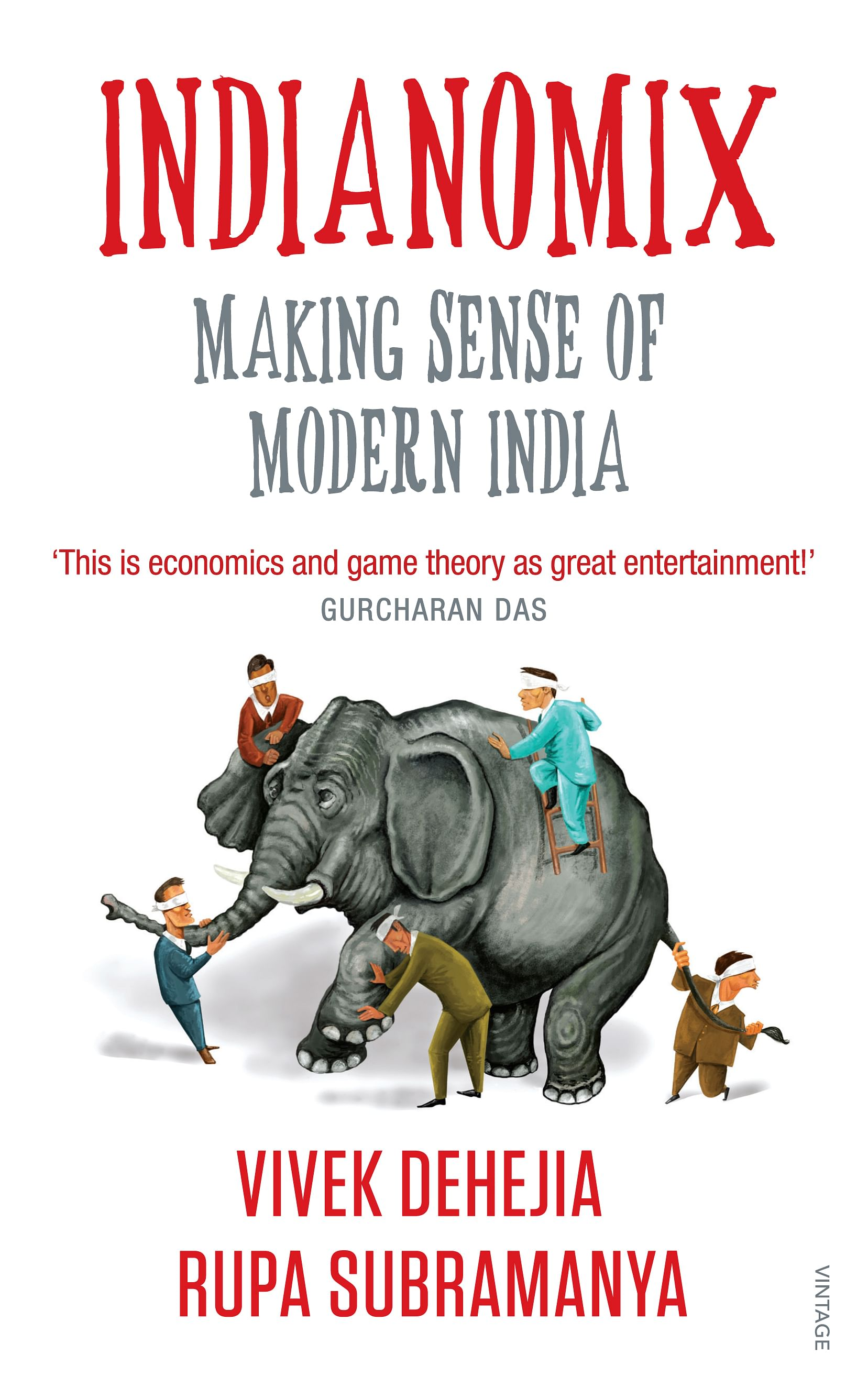 TBI Book Review: Indianomix – Making Sense of Modern India